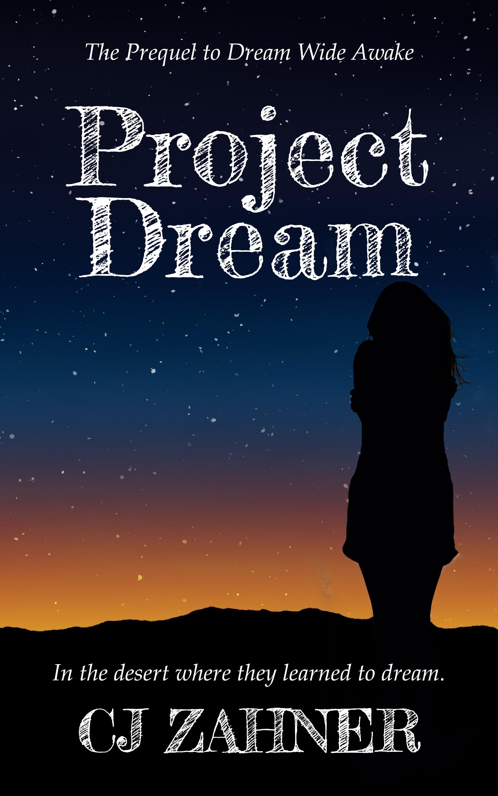 Project Dream Cover - ebook jpg