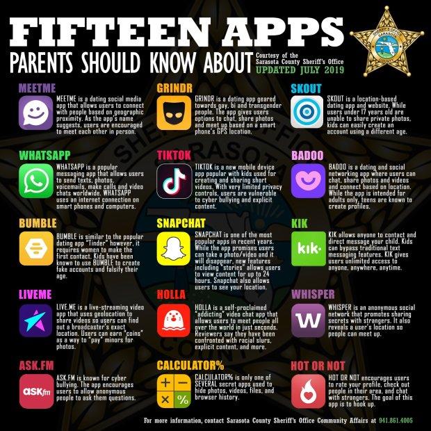 Fifteen Apps poster
