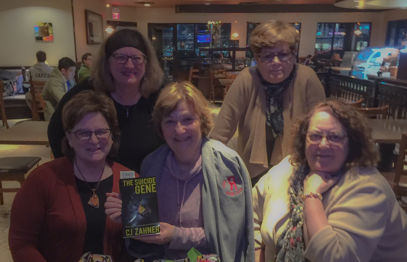 Marijane Dillon book club