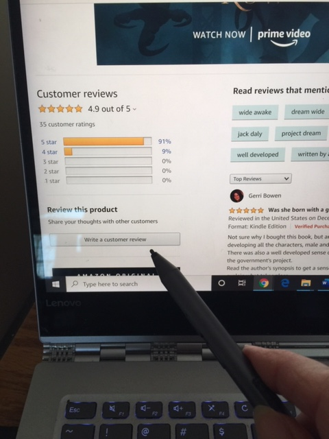 REVIEW - AMAZON 3A